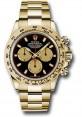 Exact Replica Rolex 116508 bkchi Daytona Yellow Gold Bracelet