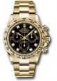 Exact Replica Rolex 116508 bkd Daytona Yellow Gold Bracelet