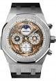 Exact Replica Audemars Piguet Royal Oak Tourbillon Chronograph 26065ST.OO.D002CR.01