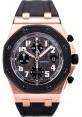 Exact Replica Audemars Piguet Royal Oak Offshore Chronograph Pink Gold 26178OK.OO.D002CA.01