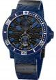 Replica Ulysse Nardin Diver Black Sea Blue Sea Limited Edition 263-97LE-3C