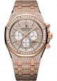 Exact Replica Audemars Piguet Royal Oak Chronograph 41mm Pink Gold 26322OR.ZZ.1222OR.01