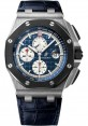 Exact Replica Audemars Piguet Royal Oak Offshore Chronograph Platinum 26401PO.OO.A018CR.01