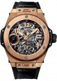 Replica Hublot Big Bang 45mm Tourbillon King Gold 405.OX.0138.LR