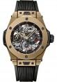 Replica Hublot Big Bang 45mm MECA-10 Full Magic Gold 414.MX.1138.RX