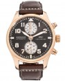 Replica IWC Pilots Chronograph Edition Antoine de Saint Exupery Red Gold IW387805