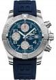 Exact Replica Breitling Avenger II Blue Dial Blue Diver Pro III Strap A1338111/C870 Watch