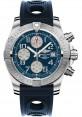Exact Replica Breitling Avenger II Blue Ocean Racer Strap Blue Dial A1338111/C870 Watch