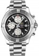 Replica Breitling Colt Chronograph Automatic Black Dial with Silver Subdials A1338811/BD83