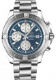 Replica Breitling Colt Chronograph Automatic Blue Dial with Silver Subdials A1338811/C914