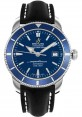 Exact Replica Breitling Superocean Heritage 42 Black Leather Strap A1732116/C832 Watch