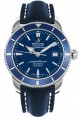 Exact Replica Breitling Superocean Heritage 42 Blue Leather Strap A1732116/C832 Watch