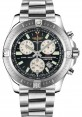 Replica Breitling Colt Chronograph Black Dial with Silver Subdials A7338811/BD43