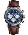 Replica Breitling Aviator 8 B01 Chronograph Blue AB0119131C1P4