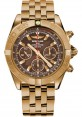 Replica Breitling Chronomat 44 Rose Gold Satin Finish Special Edition HB011010/Q588