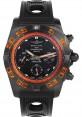 Replica Breitling Chronomat 44 Raven Black Ocean Racer Strap MB0111C2/BD07