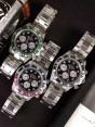 Replica Rolex Daytona 43mm Steel Watch
