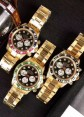 Replica Rolex Daytona 43mm Gold Watch