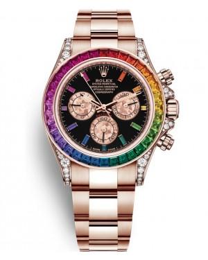 Replica Rolex Daytona Rainbow 116595RBOW