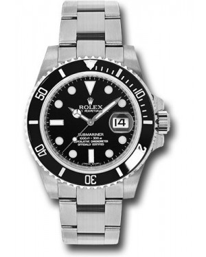 Exact Replica Rolex Submariner 116610LN Steel Watch