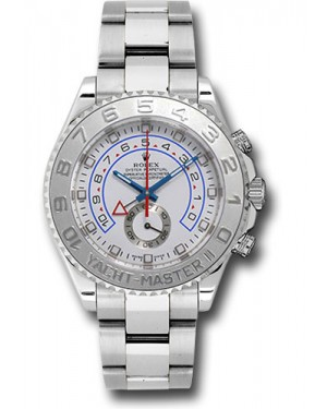 Replica Rolex Yacht-Master II White Gold 116689 Watch