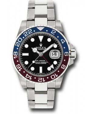 Exact Replica Rolex GMT-Master II 116719 BLRO White Gold Watch