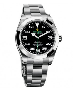 Replica Rolex Air-King 116900 40mm Stainless Steel