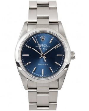 Replica Rolex Air-King 14000 Blue