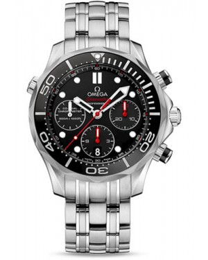 Exact Replica Omega Seamaster Diver 300M Automatic Chronograph 41.5 mm 212.30.42.50.01.001