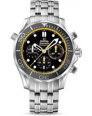 Exact Replica Omega Seamaster Diver 300M Automatic Chronograph 44 mm 212.30.44.50.01.002