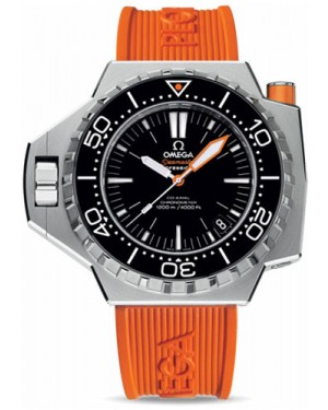 Exact Replica Omega Seamaster Ploprof 1200M Automatic Stainless Steel Rubber Strap 224.32.55.21.01.002