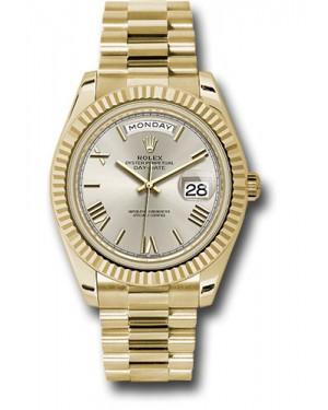 Exact Replica Rolex Day-Date 40 228238 srp Yellow Gold Watch