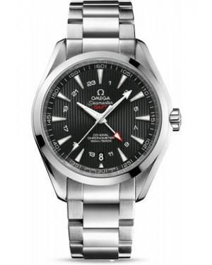Exact Replica Omega Seamaster Aqua Terra 150M GMT 43 mm Stainless Steel 231.10.43.22.01.001 Watch