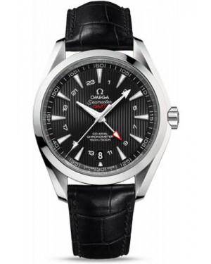 Exact Replica Omega Seamaster Aqua Terra 150M GMT 43 mm Stainless Steel 231.13.43.22.01.001 Watch