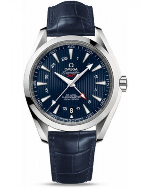 Exact Replica Omega Seamaster Aqua Terra 150M GMT 43 mm Stainless Steel 231.13.43.22.03.001 Watch