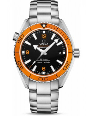 Exact Replica Omega Seamaster Planet Ocean 600M Co-Axial 42mm Stainless Steel 232.30.42.21.01.002 Watch