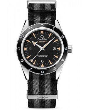 Exact Replic Omega Seamaster 300 41mm SPECTRE James Bond 007 Limited Edition 233.32.41.21.01.001