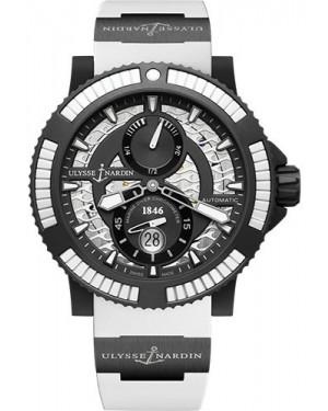 Replica Ulysse Nardin Diver Black Sea White 263-92B0-3C/920