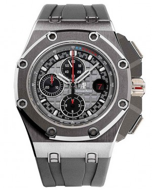 Replica Audemars Piguet Royal Oak Offshore Schumacher Titanium 26568IM.OO.A004CA.01