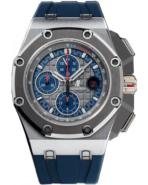 Replica Audemars Piguet Royal Oak Offshore Schumacher Platinum 26568PM.OO.A021CA.01