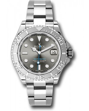 Replica Rolex Yacht-Master Steel and Platinum 268622  Watch