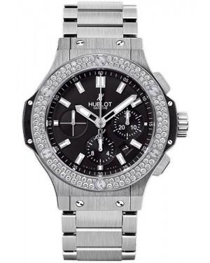 Replica Hublot Big Bang Evolution 44mm Steel Diamonds Chronograph 301.SX.1170.SX.1104