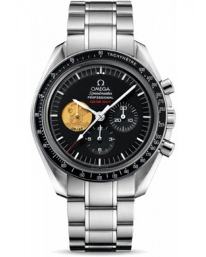 Exact Replica Omega Speedmaster Professional Moonwatch 42 mm Platinum 311.90.42.30.01.001