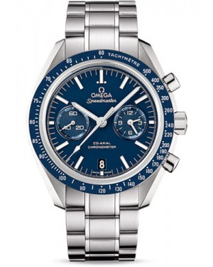 Exact Replica Omega Speedmaster Moonwatch Co-Axial Chronograph 44.25 mm Stainless Steel 311.90.44.51.03.001