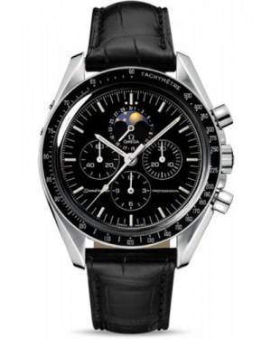 Exact Replica Omega Speedmaster Professional Moonwatch 42 mm Stainless Steel 3876.50.31