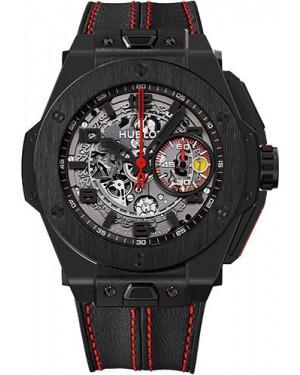 Replica Hublot Big Bang Ferrari 45mm Ceramic All Black 401.CX.0123.VR