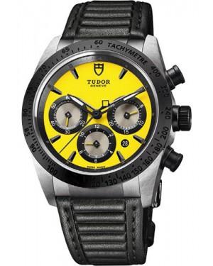 Replica Tudor Fastrider Chronograph Yellow 42010n
