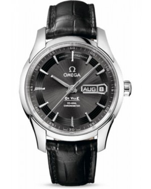 Exact Replica Omega De Ville Hour Vision Co-Axial Annual Calendar 41mm Stainless Steel 431.33.41.22.06.001 Watch