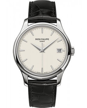 Exact Replica Patek Philippe Calatrava 5227G-001 39mm White Gold