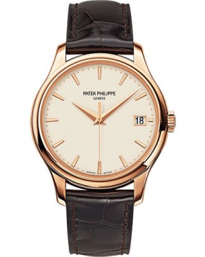 Exact Replica Patek Philippe Calatrava 5227R-001 39mm Rose Gold